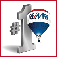 RE/MAX Gold #1 in the Nation, #1 in the World!
